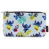 Disney Coin/Cosmetic Bag - Loungefly x Stitch, Scrump and Fruit