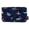 Disney Coin/Cosmetic Bag - Loungefly x Aladdin and Jasmine Carpet Ride