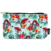 Disney Coin/Cosmetic Bag - Loungefly x Ariel Flowers and Leaves