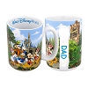 Disney Coffee Cup Mug - New Storybook Attractions - Dad