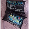 Disney Pillowcases - Kingdom Hearts Stained Glass Icons