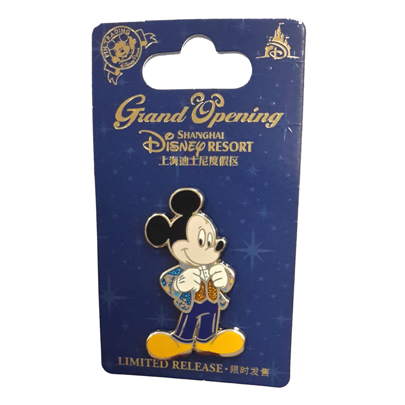 Disney Shanghai Pin - Grand Opening - Shanghai Meets Mickey Mouse