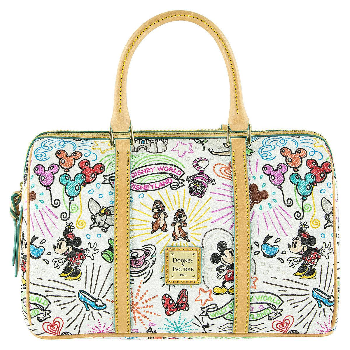 Disney Dooney Bourke Bag Sketch