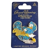 Disney Shanghai Pin - Grand Opening DONALD DUCK On Icon Background