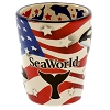 SeaWorld - Shot Glass - American Traditions - 2nd Ed.