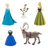 Disney Fashion Play Set - Anna & Elsa Deluxe Fashion Playset