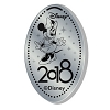 Disney Pressed Quarter - 2018 Minnie Standing