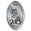 Disney Pressed Quarter - 2018 Pluto