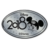 Disney Pressed Quarter - 2018 Chip & Dale