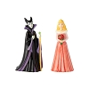 Disney Salt and Pepper Shakers - Sleeping Beauty and Maleficent