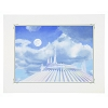 Disney Artist Print - Rosemary Begley - Adventure - Space Mountain