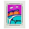 Disney People Mover Deluxe Print by Gay