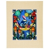 Disney Artist Print - Stitch by Joey Chou