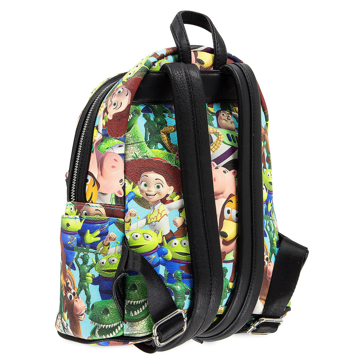 e2a9c689abd Disney Parks Mini Backpack - Toy Story Character Fun by Loungefly. Tap to  expand