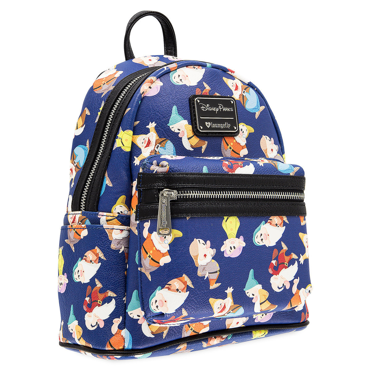 Disney Parks Mini Backpack - Snow White s Seven Dwarfs by Loungefly