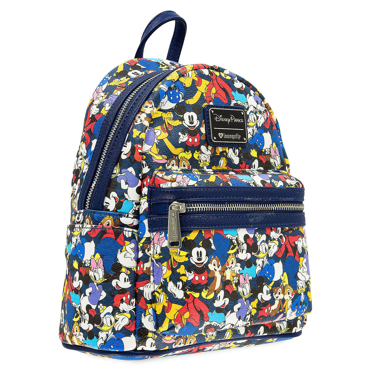 e8b0105f7d Disney Parks Mini Backpack - Mickey and Friends by Loungefly