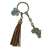 Disney Keychain Keyring - Animal Kingdom 20th Anniversary Keychain