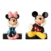 Disney Salt and Pepper Shakers - Mickey and Minnie Figure Set