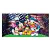 Disney Beach Towel - Mickey and Pals American Dream