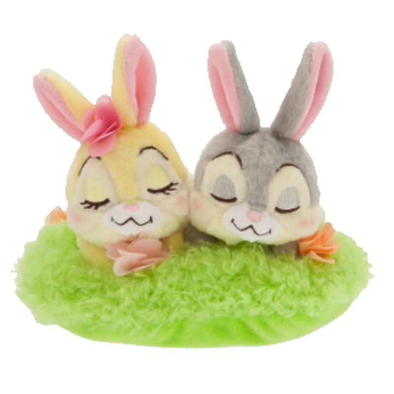 Disney Plush - Bambi - Thumper and Miss Bunny Plush Easter Set - Mini