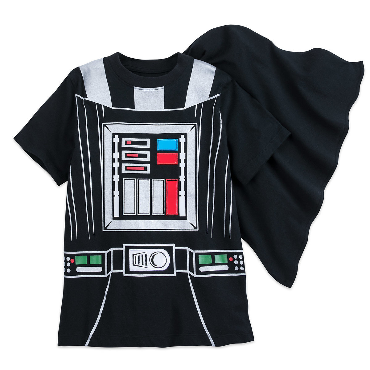 Disney Child Shirt - Star Wars Darth Vader Costume
