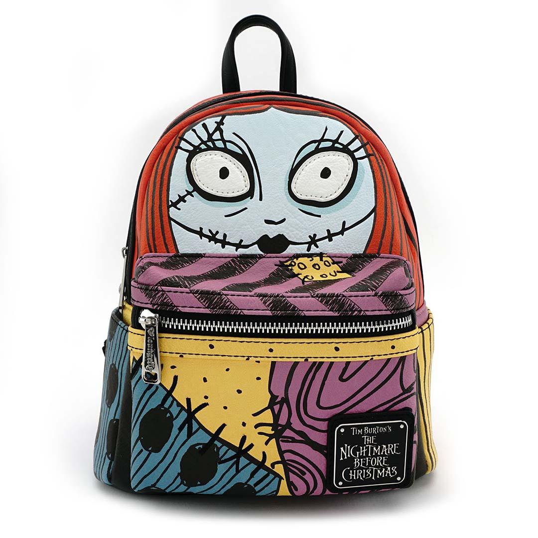 disney mini backpack loungefly x nightmare before christmas sally - Nightmare Before Christmas Backpack
