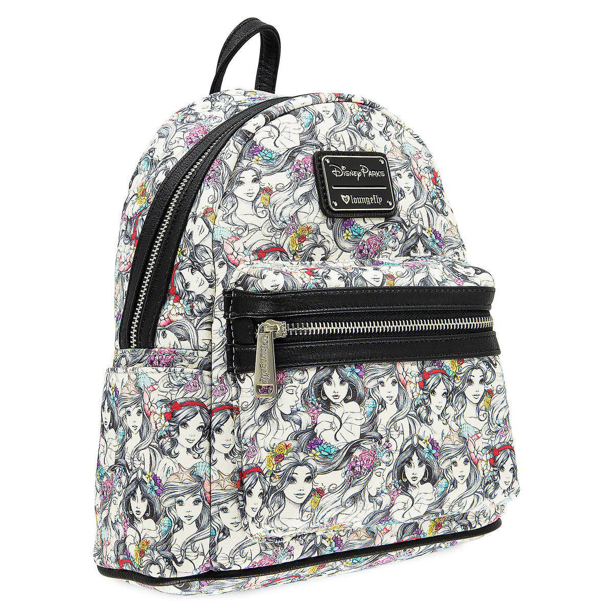Add to My Lists. Disney Parks Mini Backpack - Disney Sketch Princesses ...