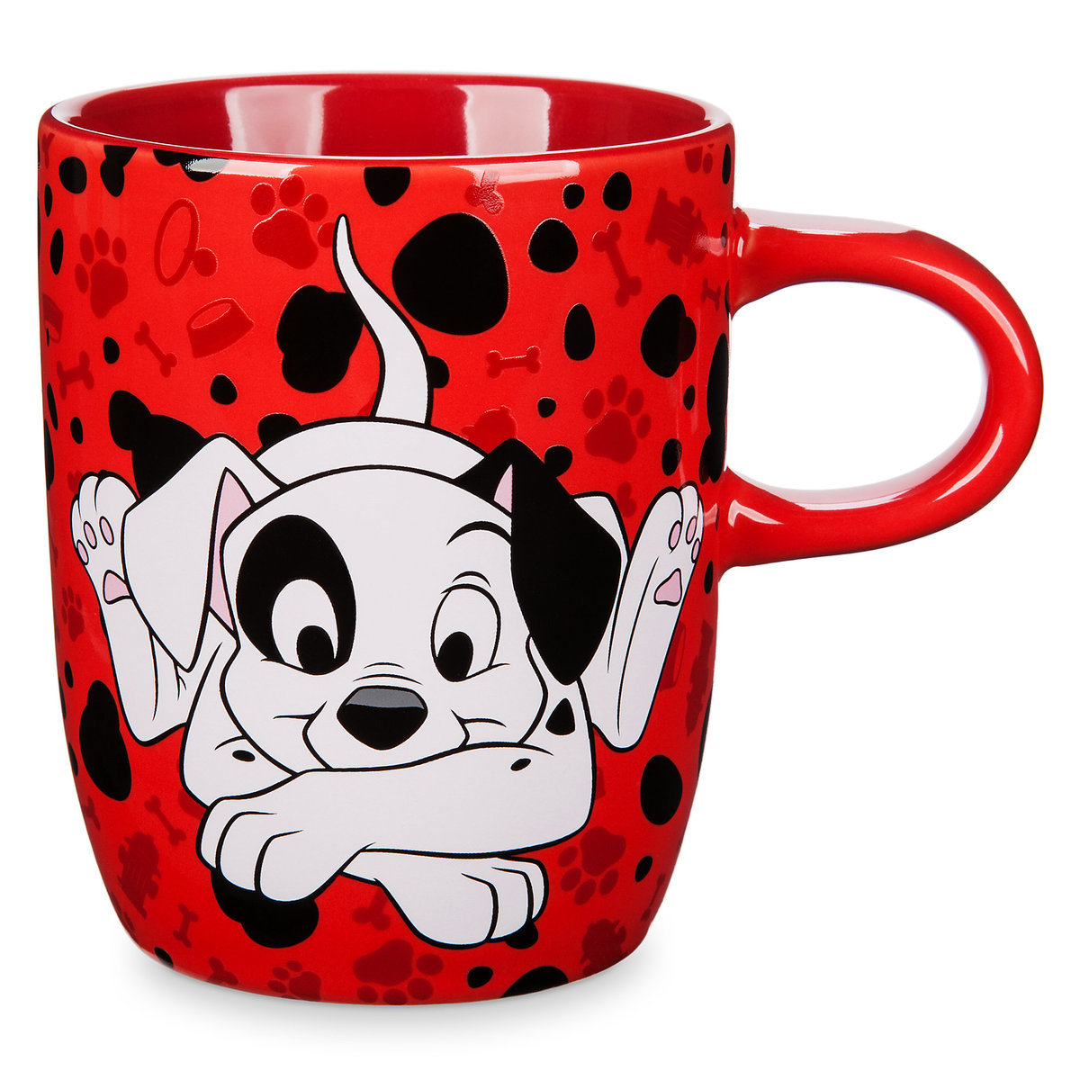 Disney Coffee Cup - 101 Dalmatians Patch