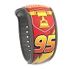 Disney MagicBand 2 Bracelet - Lightning McQueen and Tow Mater