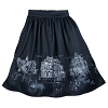 Disney Women's Her Universe Skirt - The Haunted Mansion