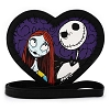 Disney Loungefly Crossbody Bag - Nightmare Before Christmas Jack and Sally