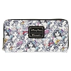 Disney Parks Wallet - Disney Sketch Princesses by Loungefly