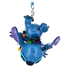 Disney Figurine Ornament - Mischievous Stitch Wrapped in Lights!