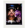 Disney Artist Print - Peter Carsillo - One Little Spark Figment and Dreamfinder
