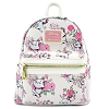 Disney Mini Faux Leather Backpack - Loungefly x Marie Floral