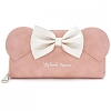 Disney Wallet - Loungefly x Minnie Ears and Bow - Pink