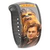 Disney Magicband 2 Bracelet - Star Wars Han Solo and Chewbacca