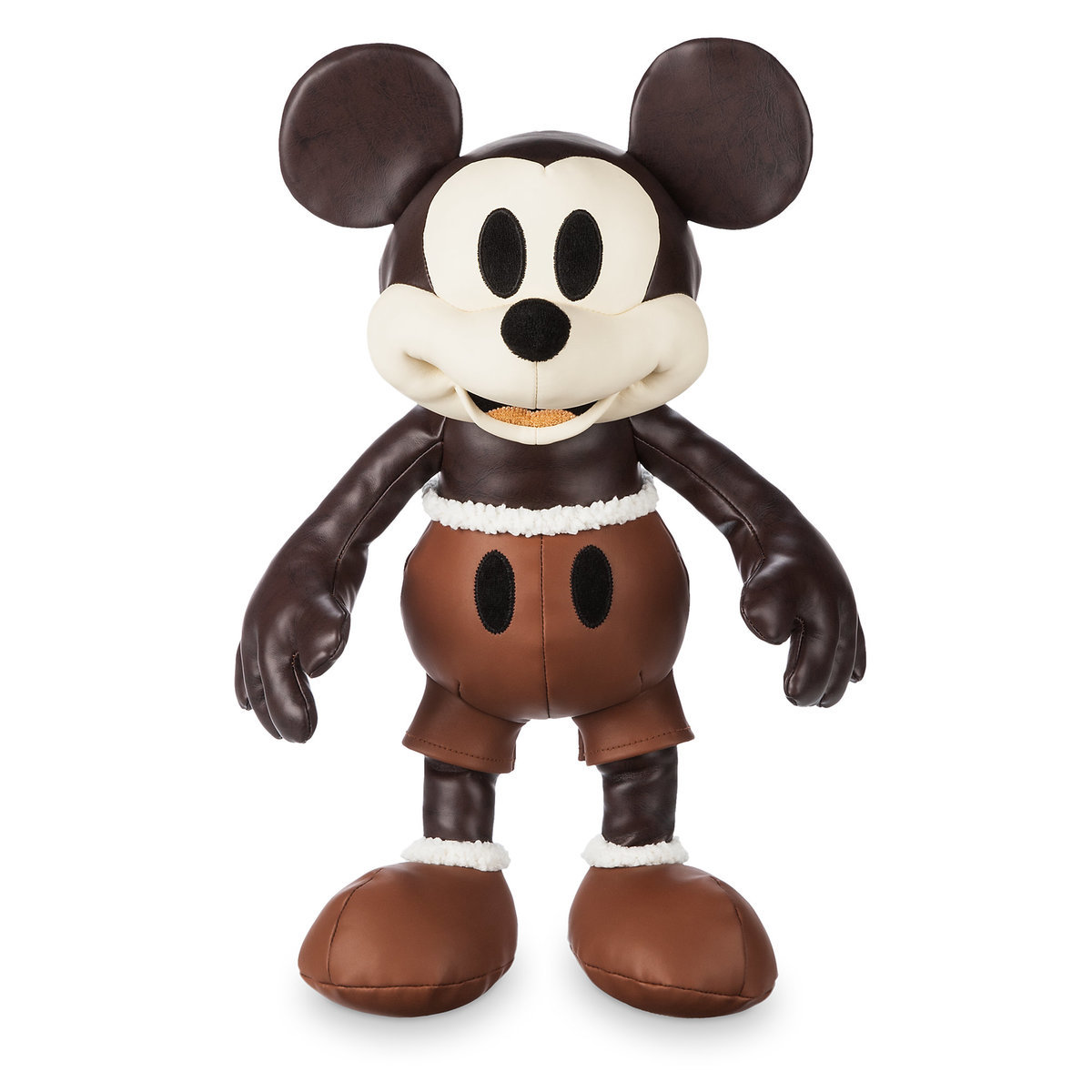 Disney Mickey Plush - Mickey Mouse Memories - Aviator Mickey
