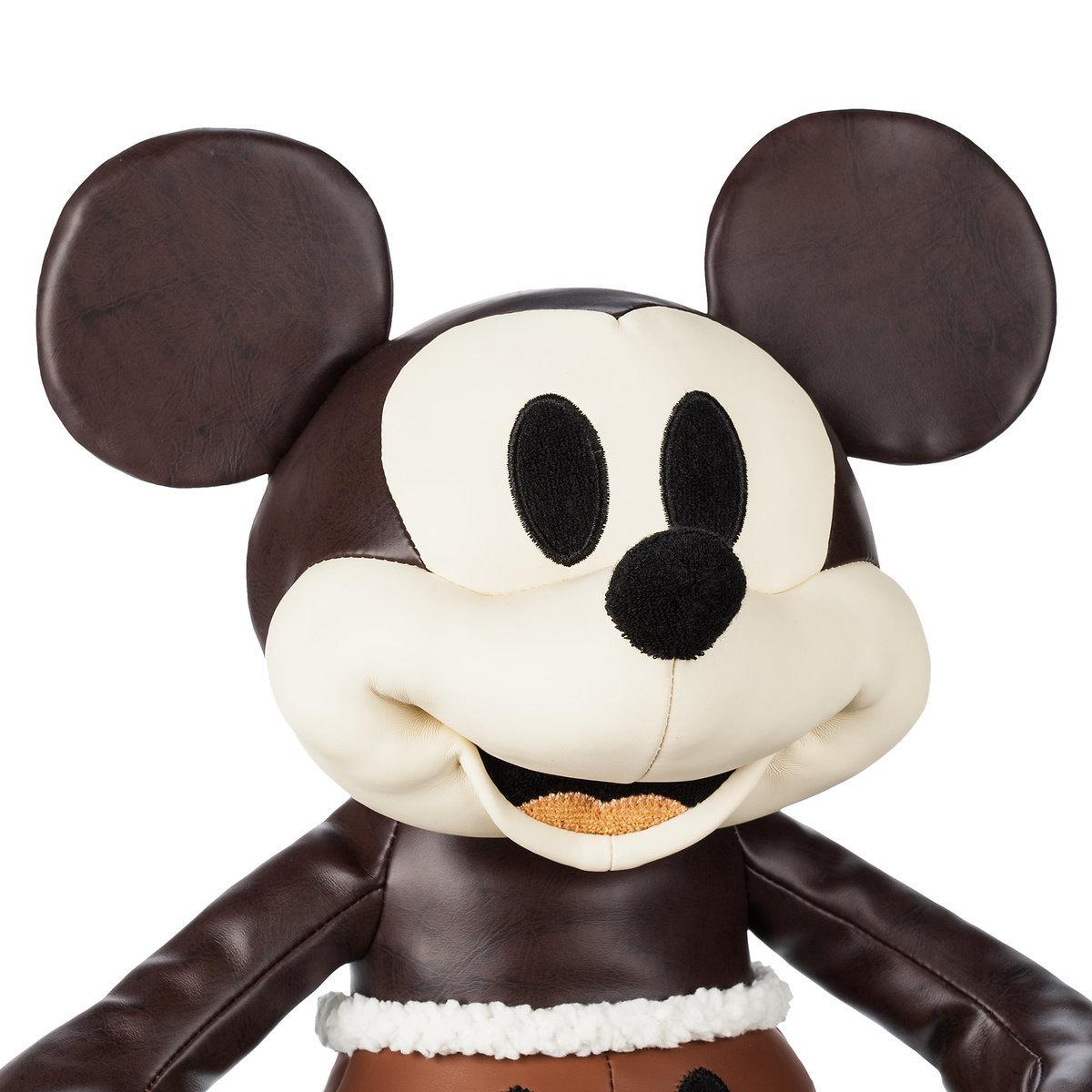 Disney Mickey Plush Mickey Mouse Memories Aviator Mickey