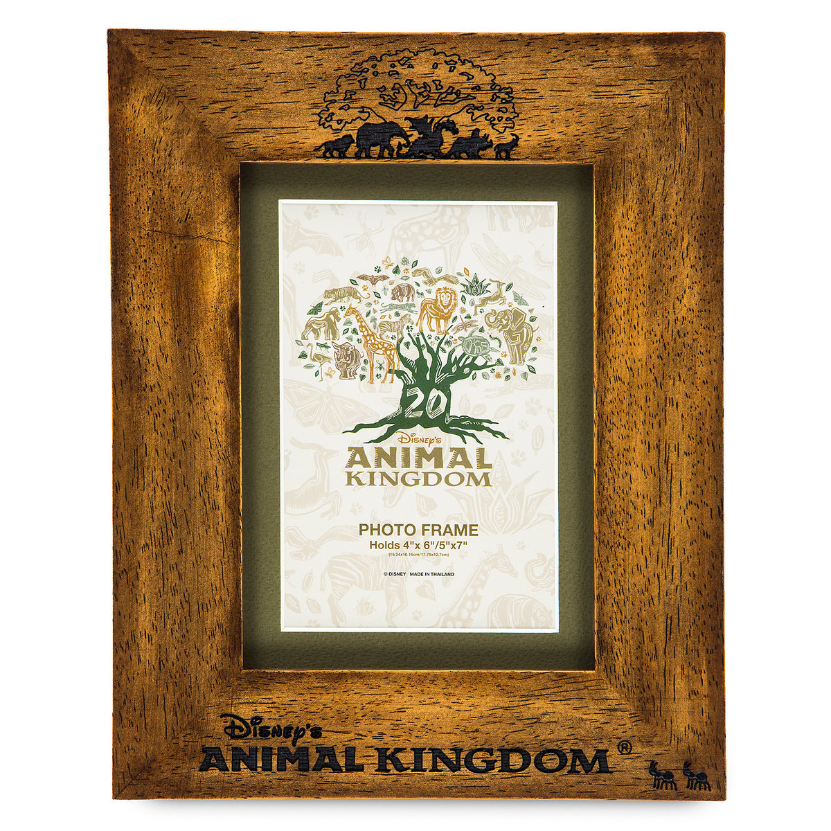 Disney Photo Frame - Animal Kingdom 20th Anniversary - 4 x 6 or 5 x 7