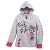 Disney Girls Hoodie - Sweet Minnie Hooded Pullover - Bows in Style