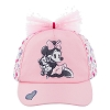 Disney Baseball Cap - Sweet Minnie Mouse Baseball Cap for Baby