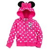 Disney Toddler Girls Hoodie - Sweet Minnie Mouse