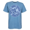 Disney Adult Shirt - Animal Kingdom 20th Anniversary - Blue