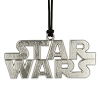 Disney Ornament - Star Wars Logo - Metal