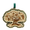 Disney Disc Ornament - Animal Kingdom 20th Anniversary - Tree of Life