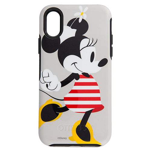 best service 9f0b4 2a705 Disney iPhone X Case- Minnie Mouse - by Otterbox