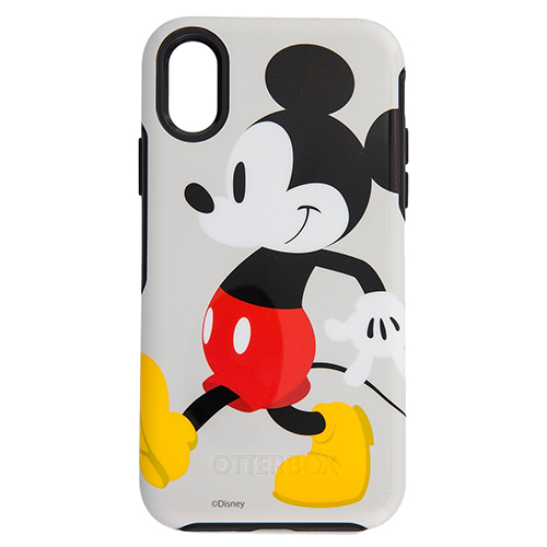 the latest 48507 9de87 Disney iPhone X Case - Mickey Mouse - by Otterbox