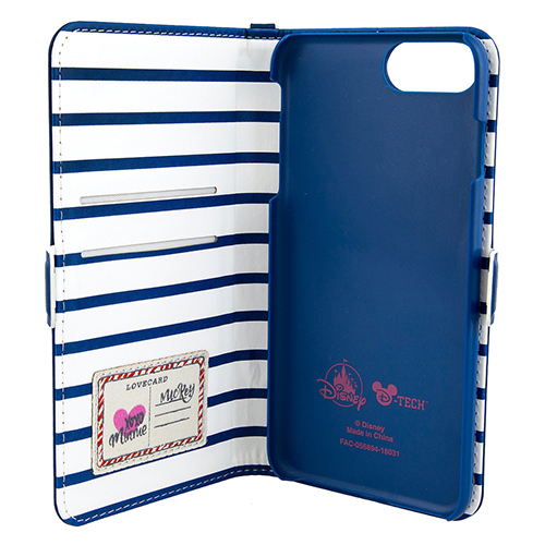 best service 5104d 5082e Disney iPhone 7/8 PLUS Case - Mickey and Minnie Sweethears Folio