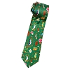 Disney  Silk Tie - Enchanted Tiki Room - Tiki Birds